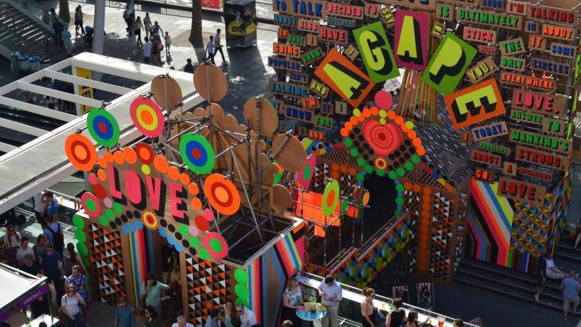 Festival of Love Southbank Center