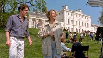 Scena del film Nottingh Hill, Kenwood House