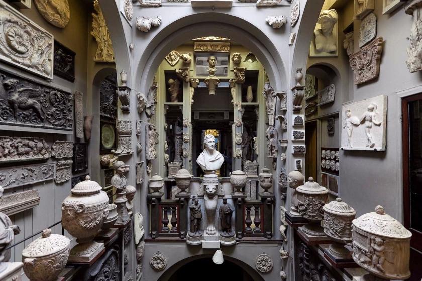 sir john soane's museum, londra, museo sir john soane