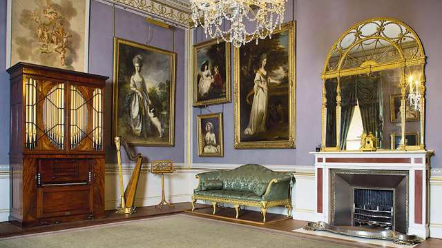 kenwood house music room
