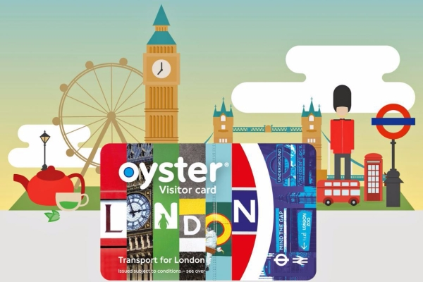 oyster visitor card