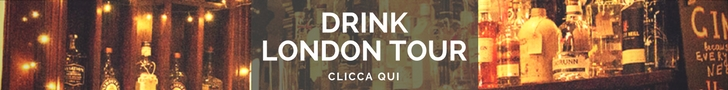 Drink London Tour Banner