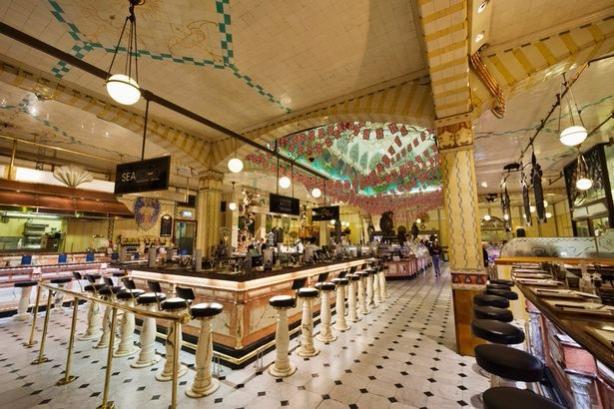 Harrods Restaurant