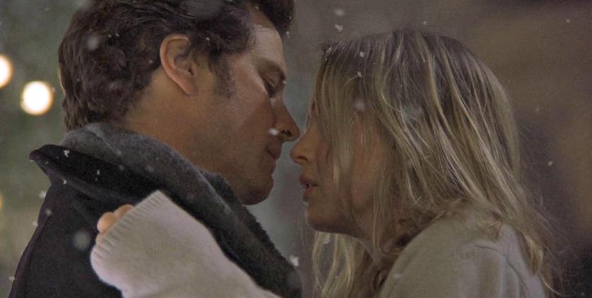 Bridget Jones Kiss London