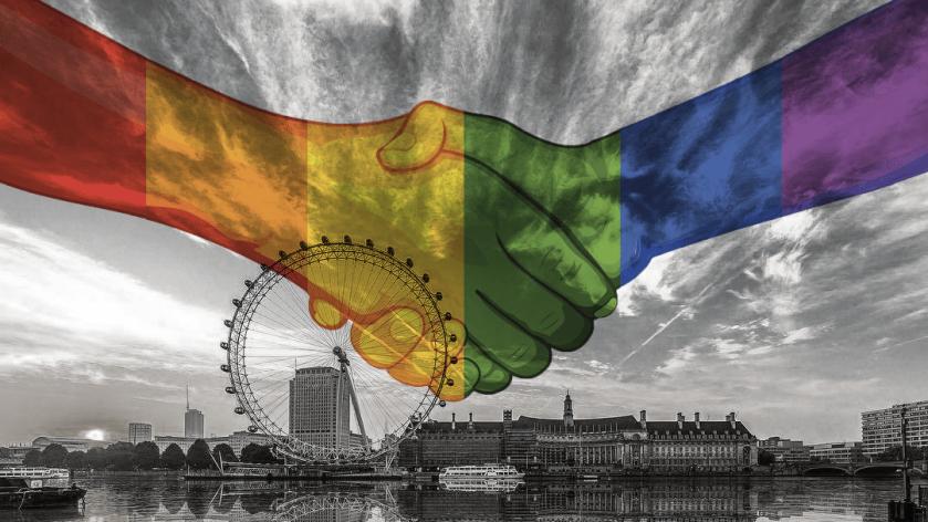 London Gay Friendly city