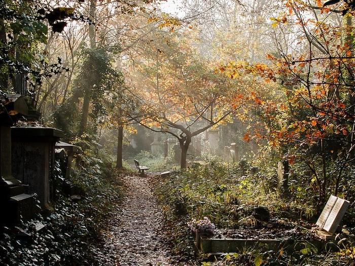 Abney Park cimitero_Londra