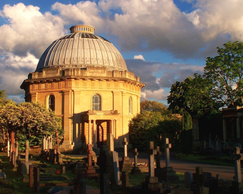 Brampton Park_cimitero_Londra