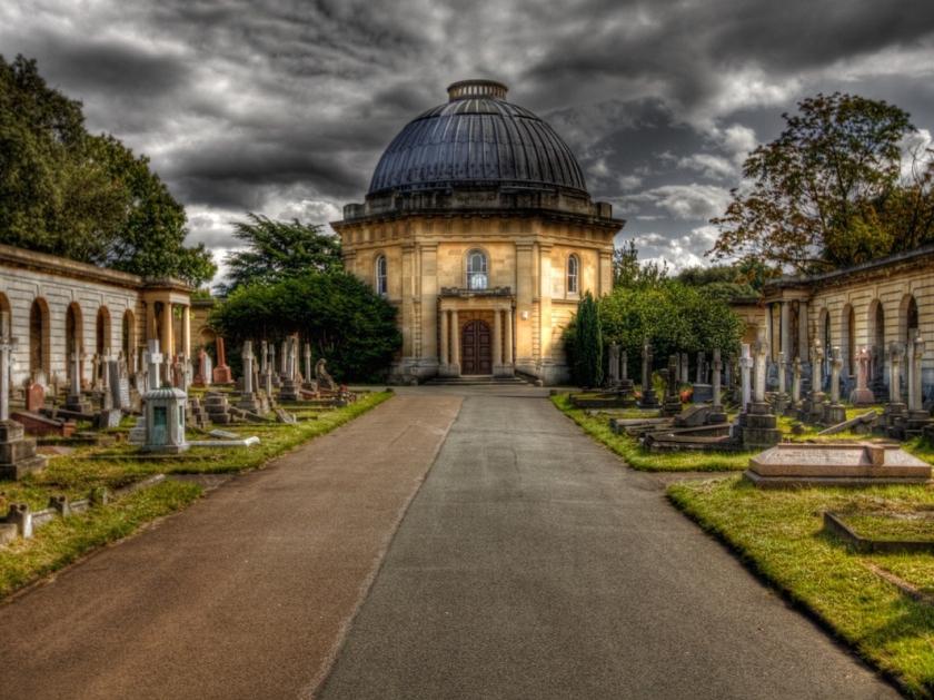 Brompton Park cimitero Londra