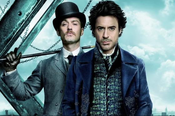 Sherlock Holmes and Watson film