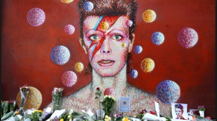 David Bowie murales a Brixton