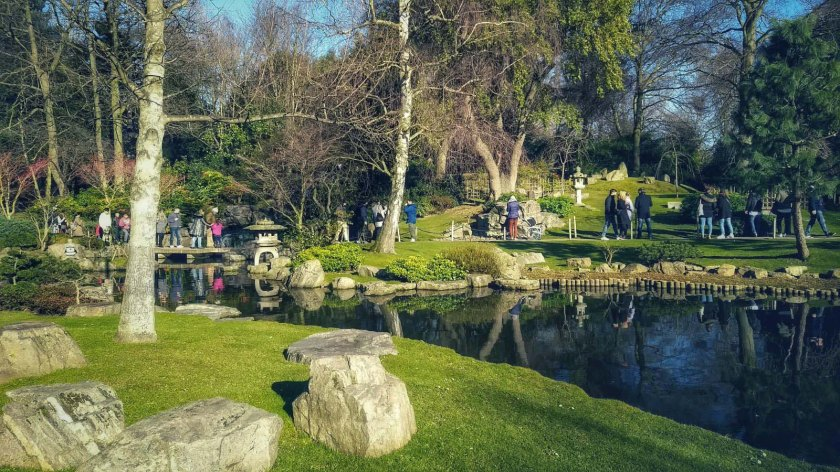 Kyoto Garden_Holand Park_London