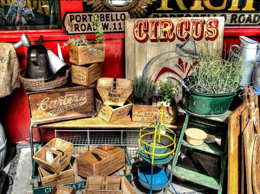 vintage market London