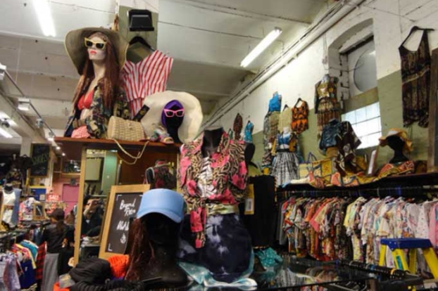 Brick Lane_London_vintage shop