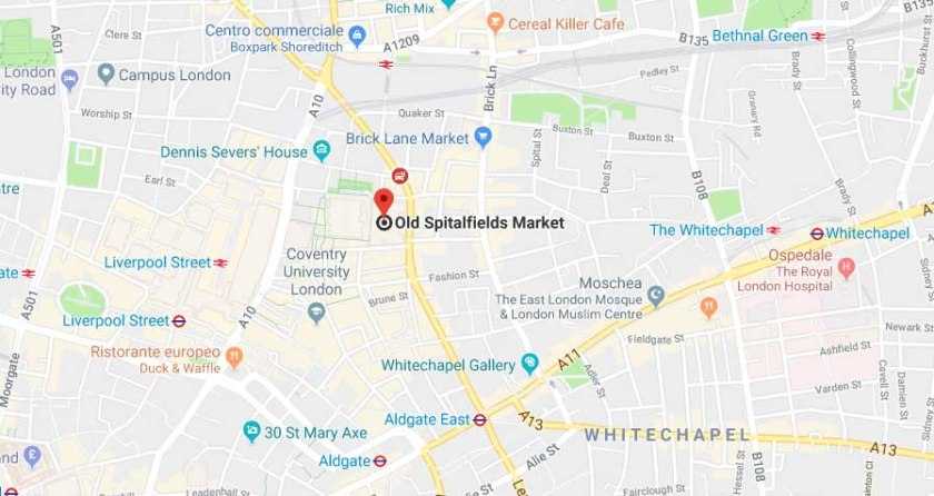 old spitalfields market_map